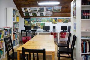 biblioteca dsbu