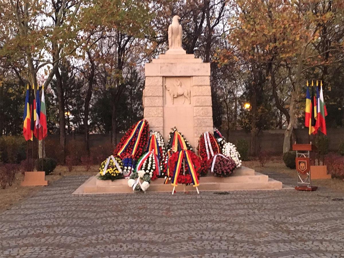 11 noiembrie 2018 ziua nationala de comemorare razboi dsbu