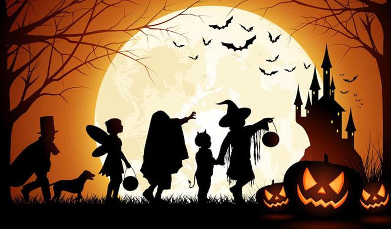 halloween party dsbu