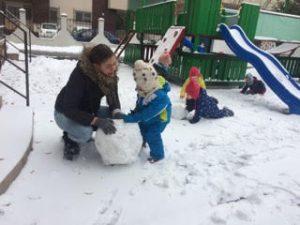 iarna la cresa dsbu