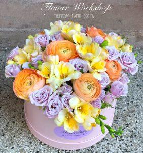 Flower Workshop atelier flori dsbu