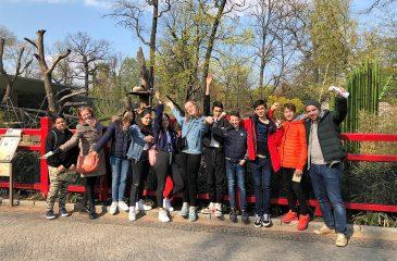 excursie dsbu Deutsche Schule Bukarest