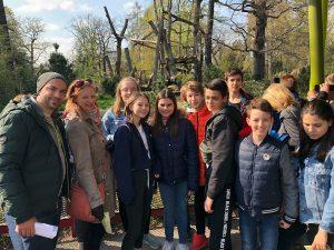 Tiergarten excursie dsbu Deutsche Schule Bukarest