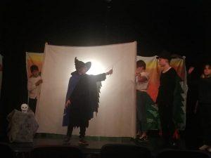 Piesa de teatru Motanul incaltat