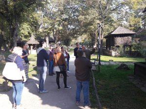 Excursia cu colegii dsbu