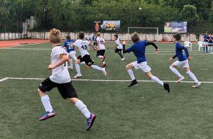 cursuri fotbal dsbu