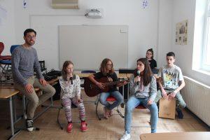 cursuri school band dsbu