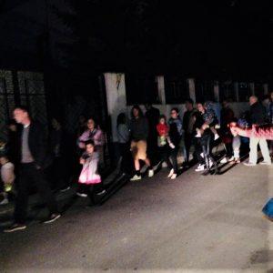 Serbarea lampioanelor la cresa - dsbu