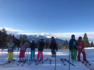 Skilager der 5 Klasse - dsbu