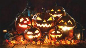 Halloween pumpkins - dsbu