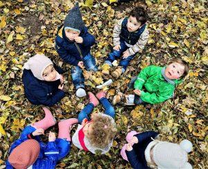 die krippenkinder entdecken die bunte jahreszeit - dsbu