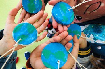 Earth Day im Kindergarten