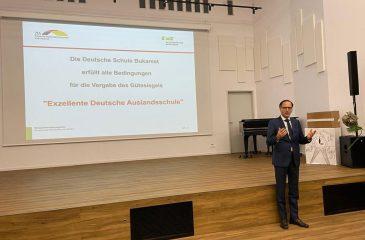 distinctie scoala germana in strainatate 2021 - dsbu